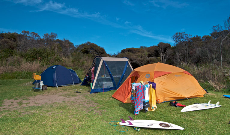 Frazer campground - Phillip Island Accommodation