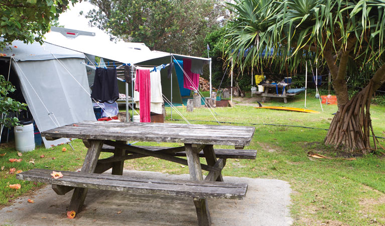 Sandon River campground - Phillip Island Accommodation