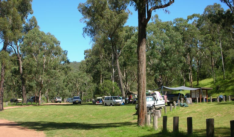 Washpools campground - Phillip Island Accommodation