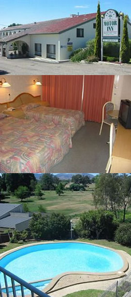 Tumut Motor Inn - Phillip Island Accommodation