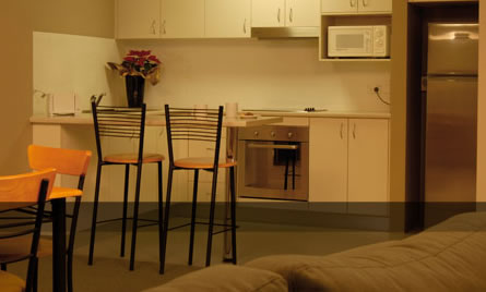 Pavilion On Northbourne Hotel  Serviced Apartments - Phillip Island Accommodation