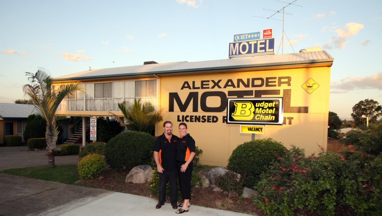 Alexander Motel - Phillip Island Accommodation