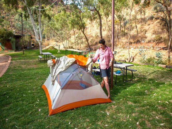 Standley Chasm Angkerle Camping - Phillip Island Accommodation