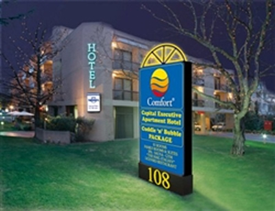 Comfort Capital Executive Apartment Hotel - Phillip Island Accommodation