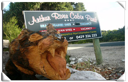 Arthur River Cabin Park - Phillip Island Accommodation