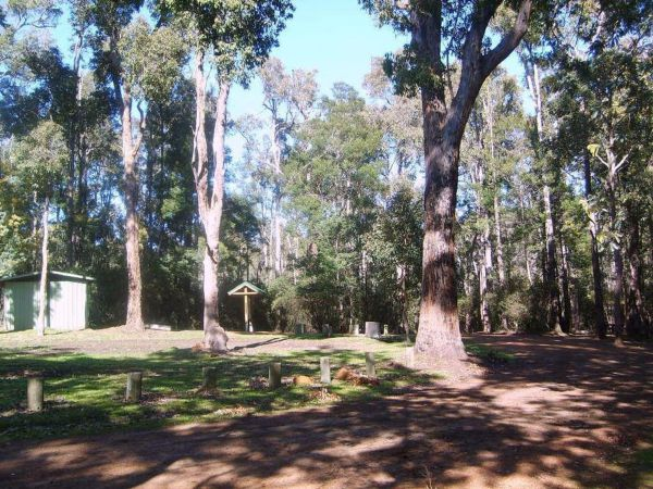 Workmans Pool Camp at St John Brook National Park - Phillip Island Accommodation