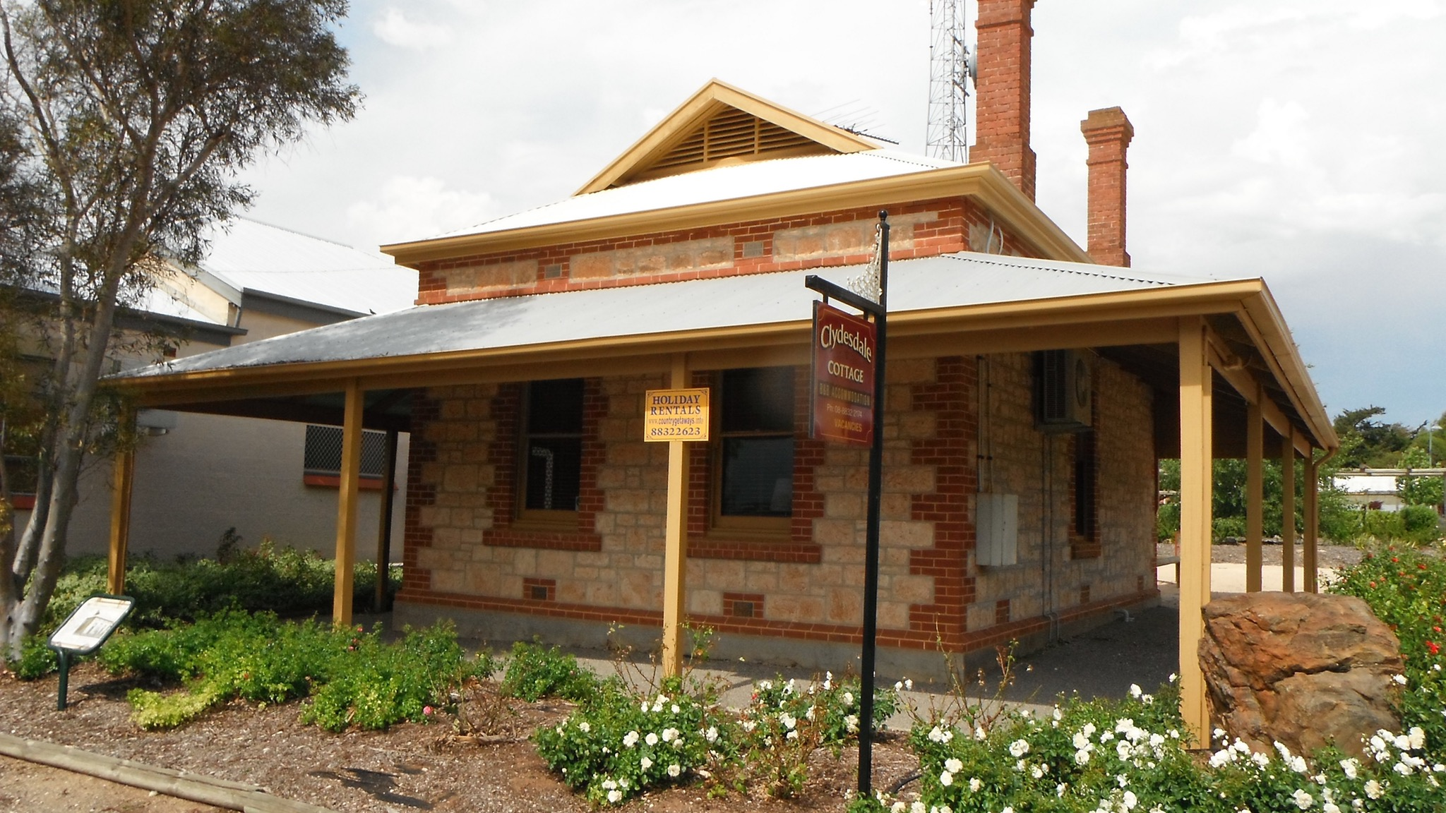 Clydesdale Cottage Bed  Breakfast - Phillip Island Accommodation