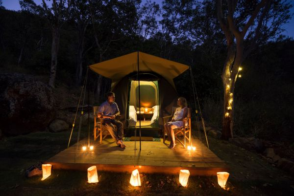 Keswick Island Camping and Glamping - Phillip Island Accommodation