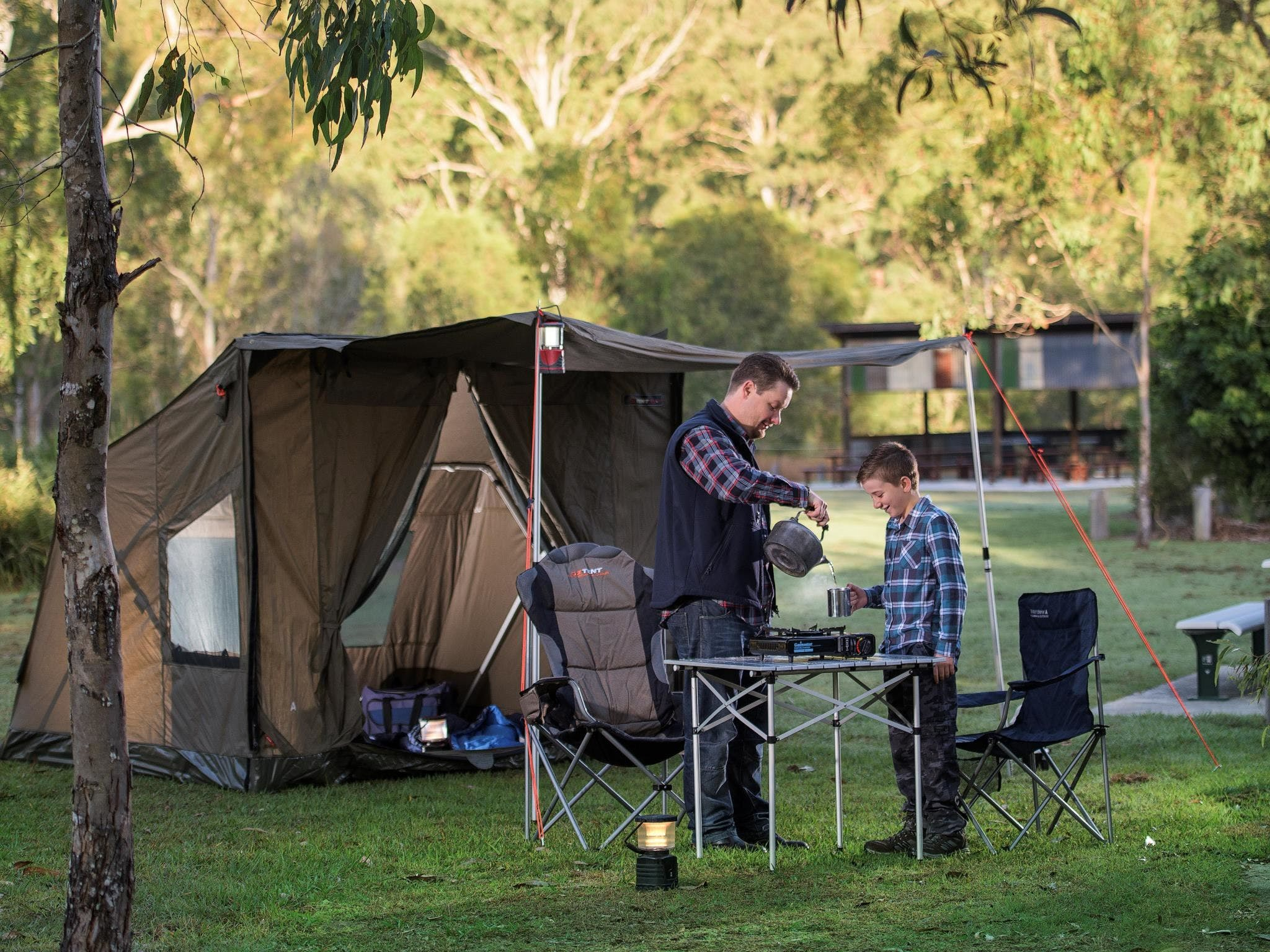 Hardings Paddock Campground - Phillip Island Accommodation