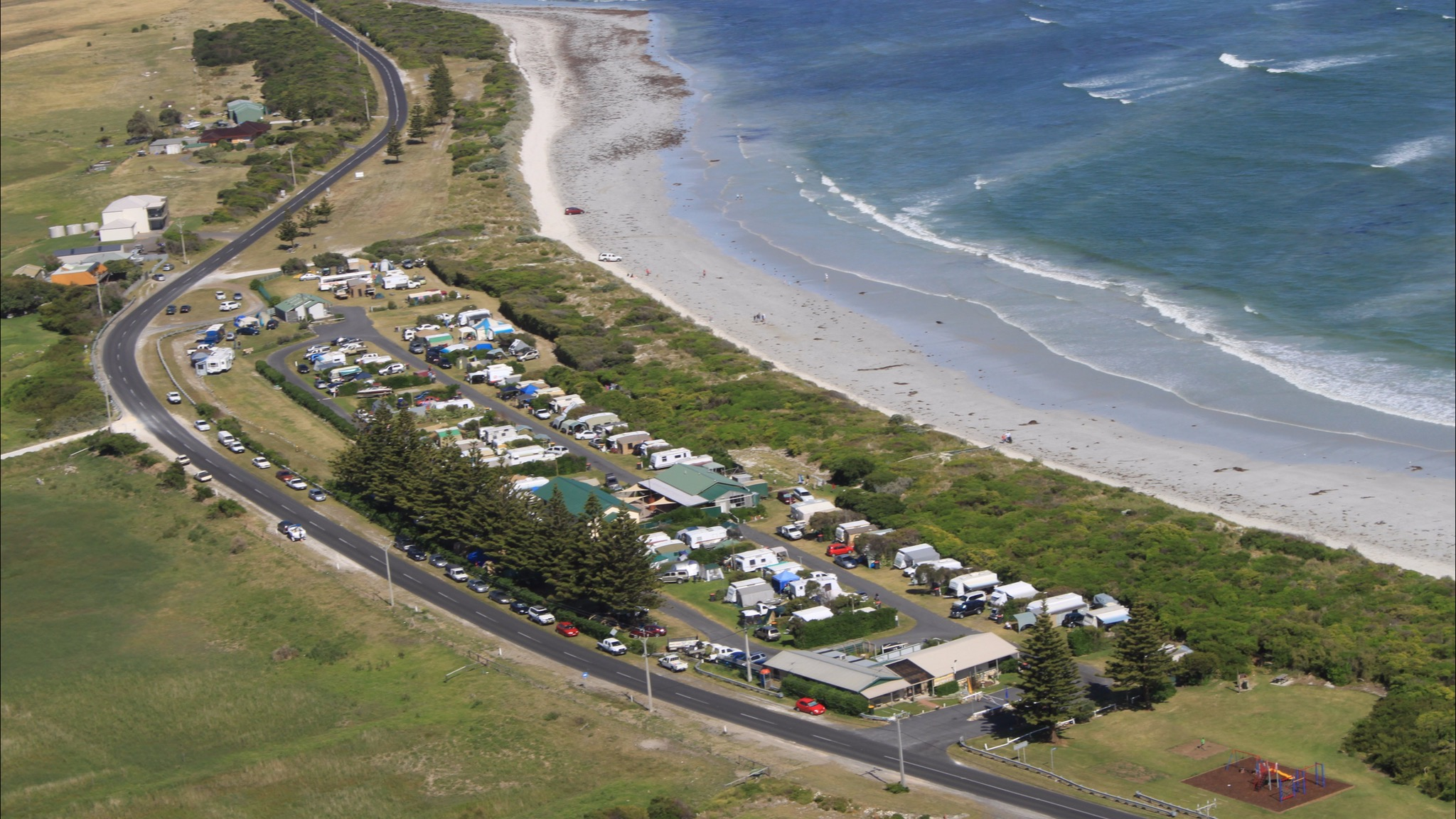 Port MacDonnell Foreshore Tourist Park - Phillip Island Accommodation
