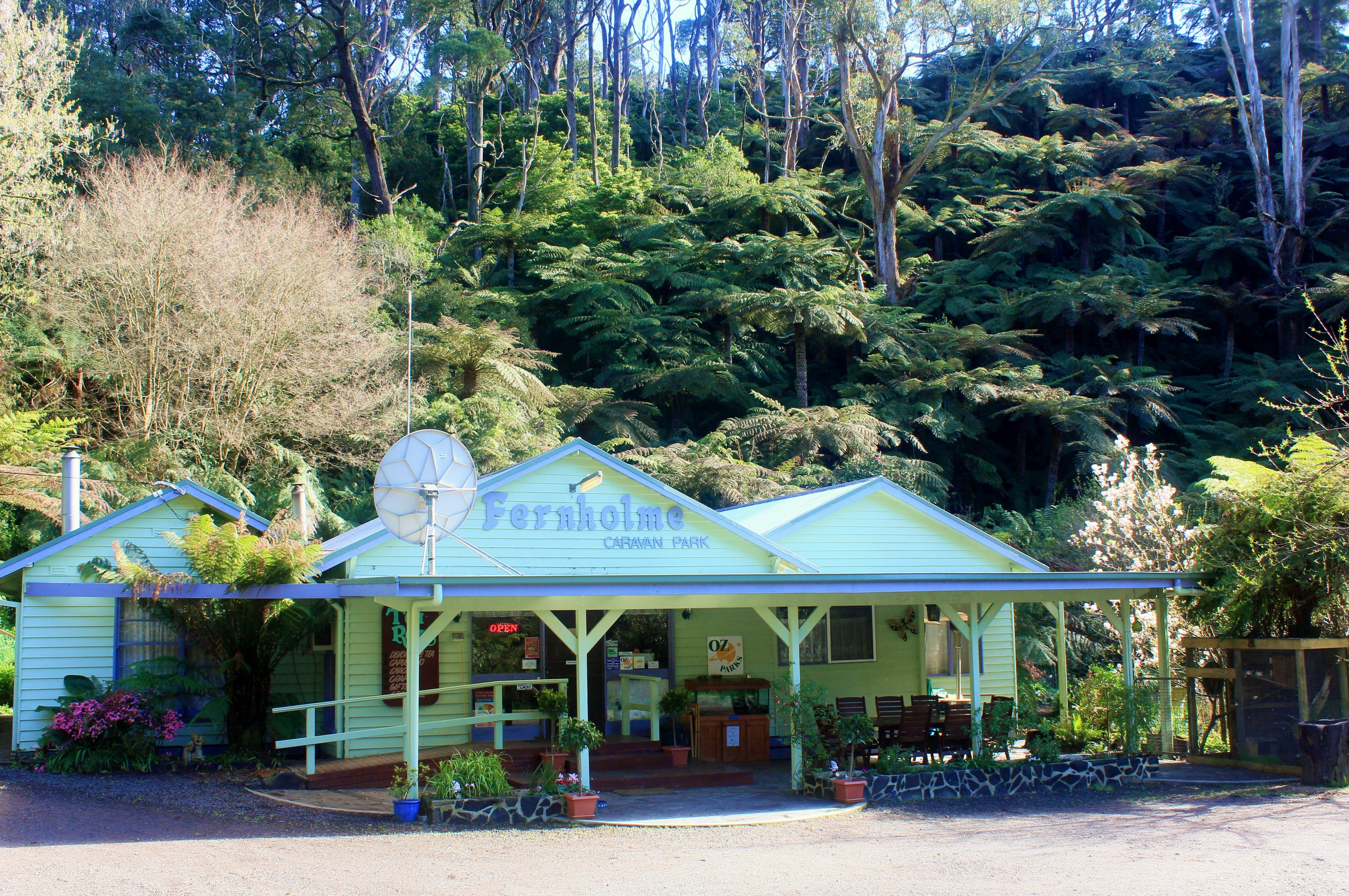 Tarra Valley Caravan Park - Phillip Island Accommodation