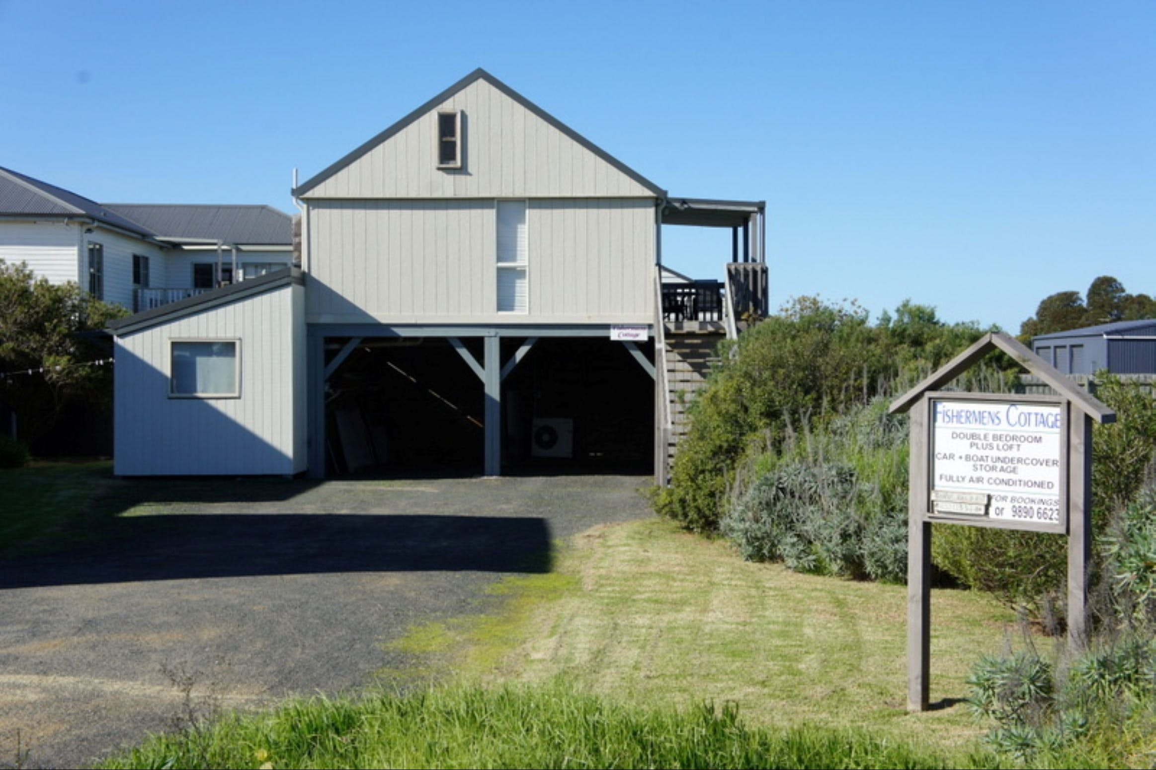 Angler's Arms and Fisherman's Cottage - Phillip Island Accommodation