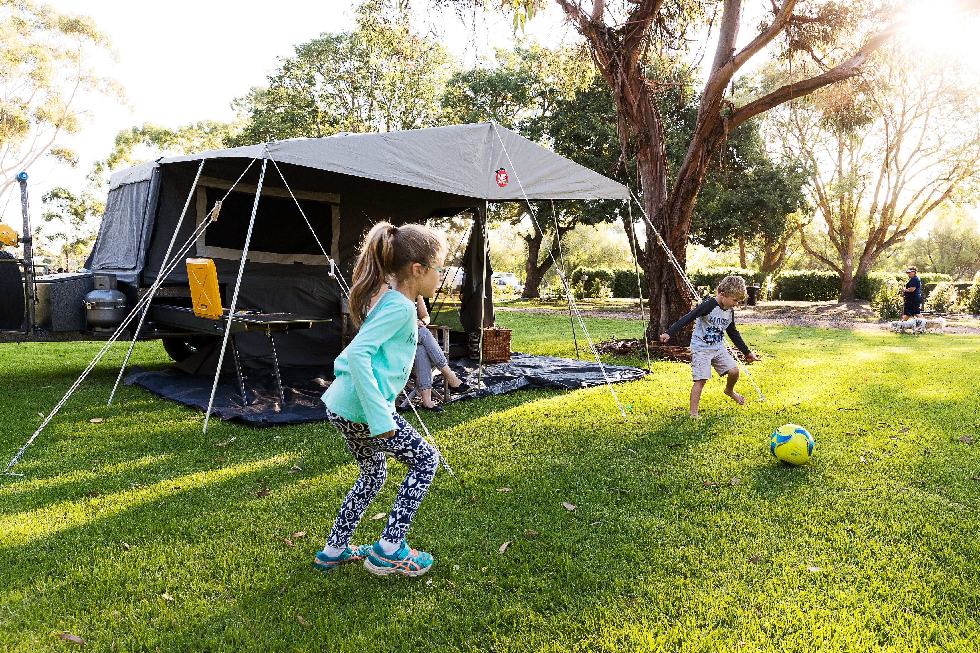 Mortlake Caravan Park - Phillip Island Accommodation