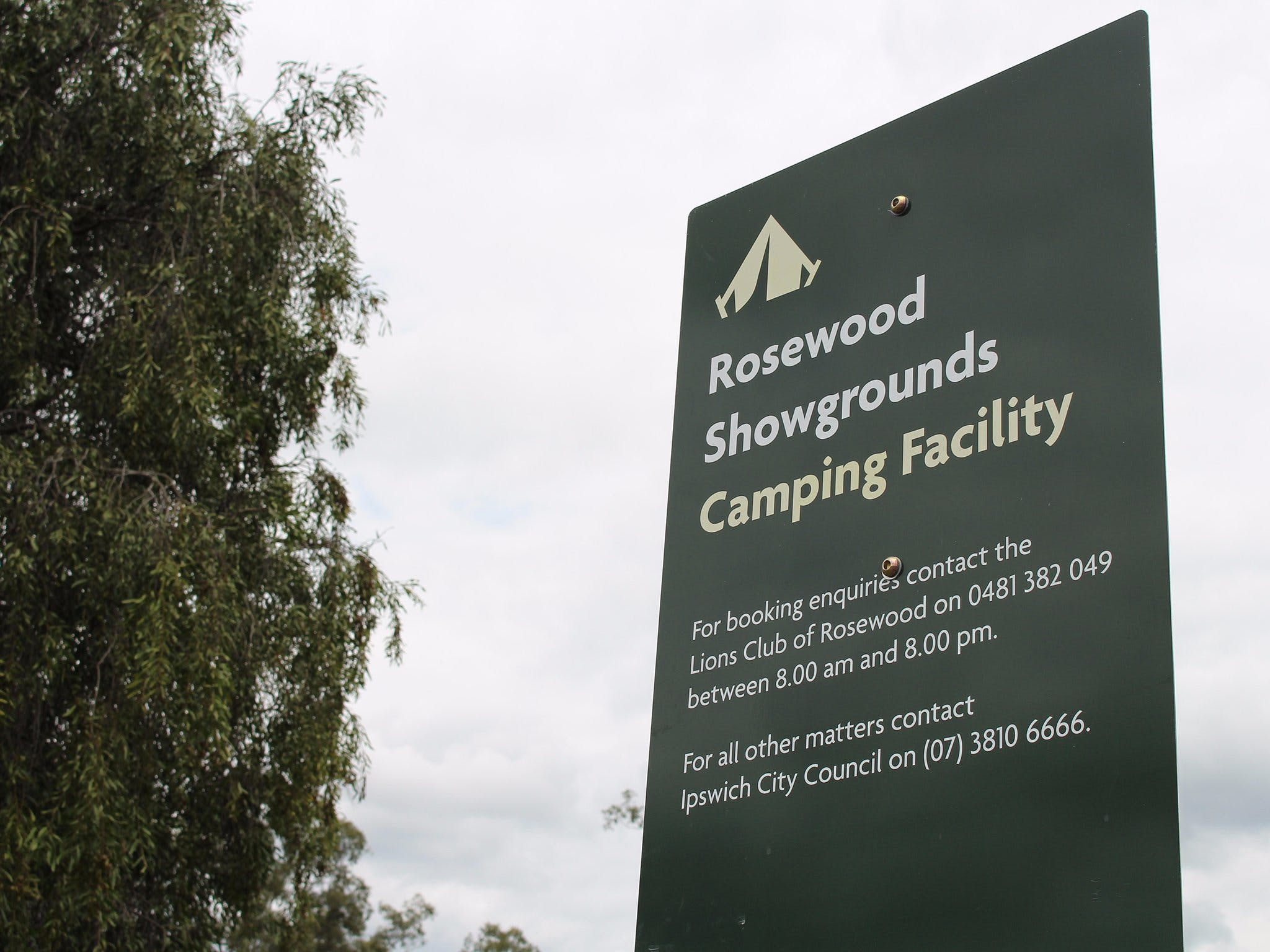 Rosewood Showgrounds Camping Facility - Phillip Island Accommodation