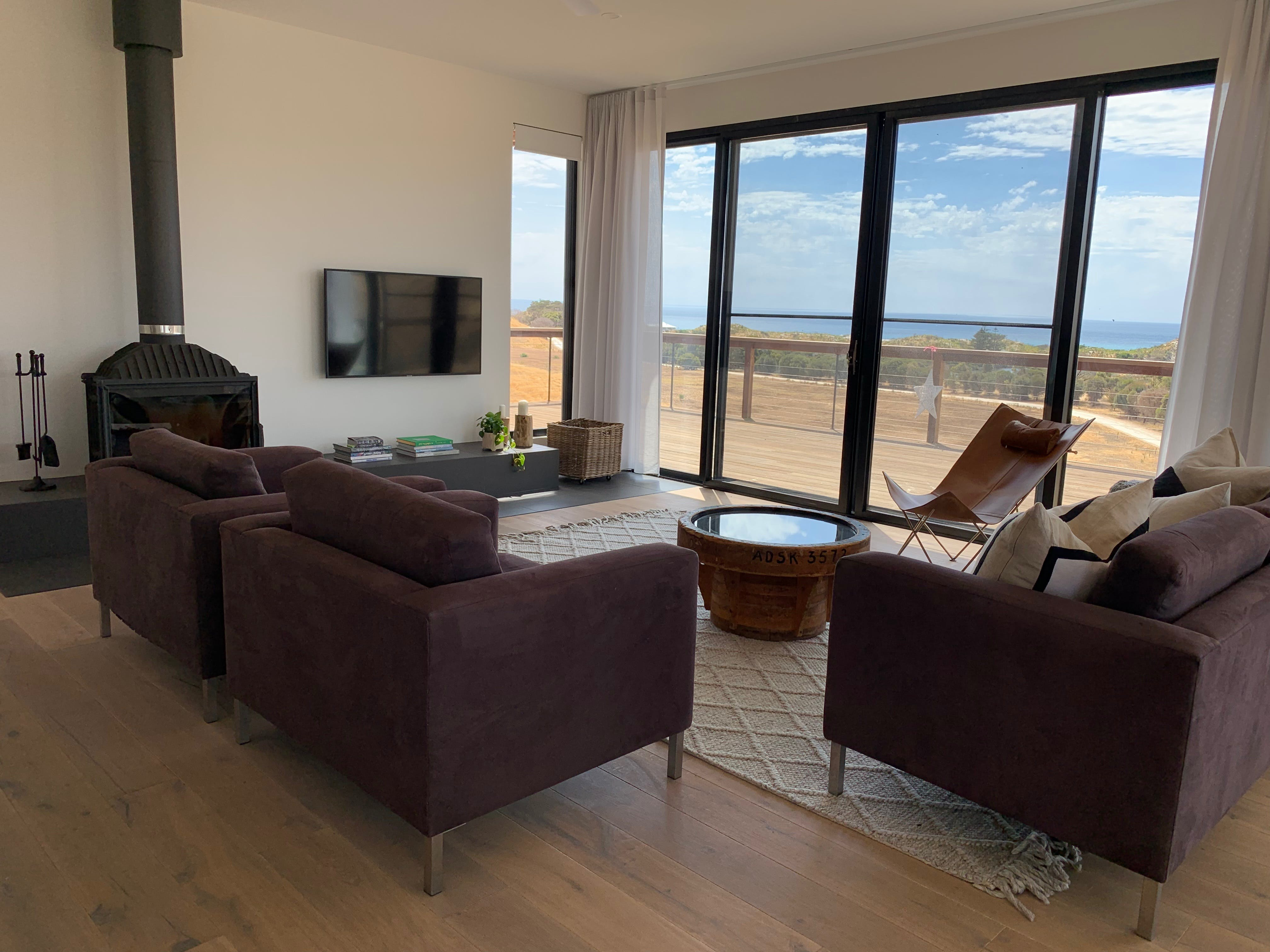 Topdeck at Snelling Beach - Phillip Island Accommodation