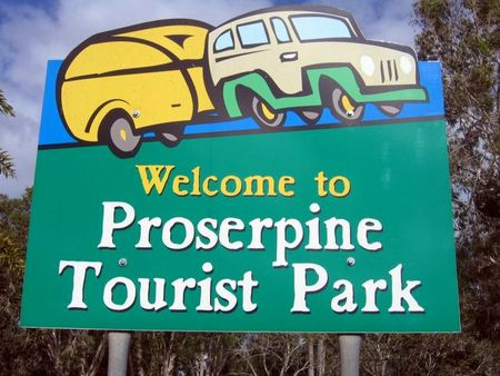 Proserpine Tourist Park - Phillip Island Accommodation