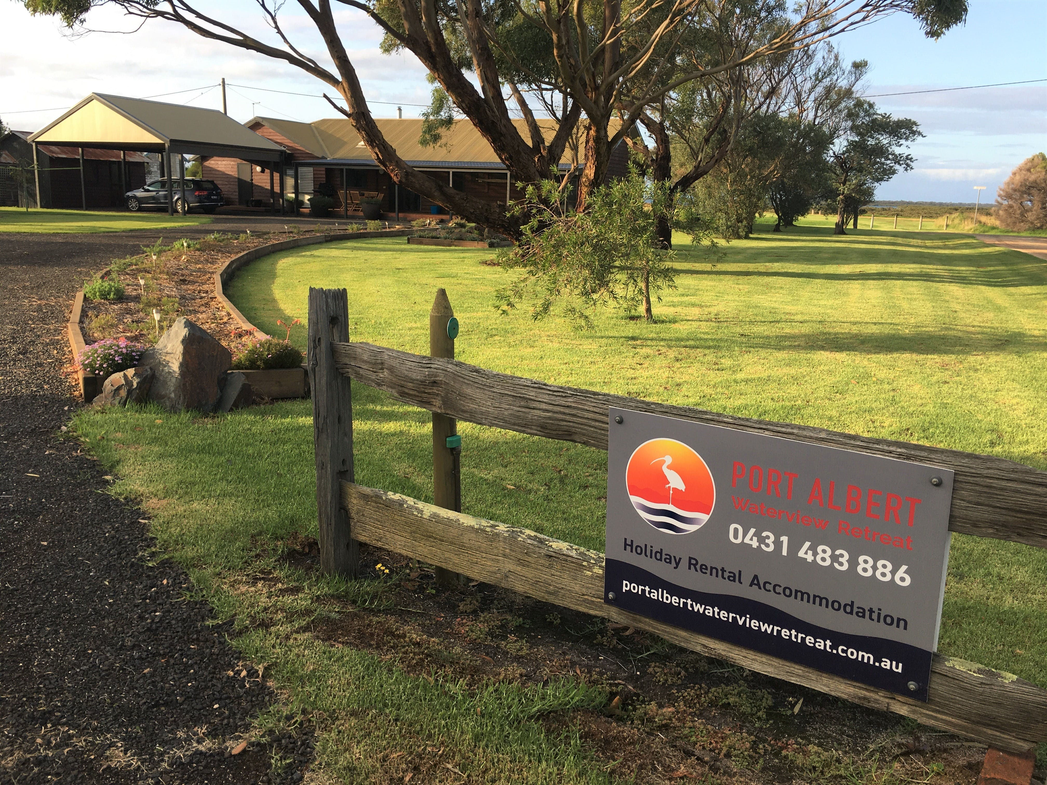 Port Albert Waterview Retreat - Phillip Island Accommodation