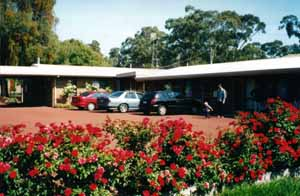 Whispering Gums Motel