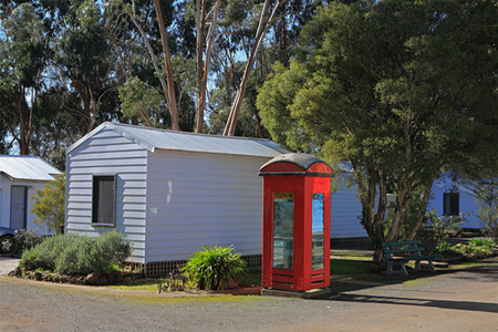 Shady Acres Caravan Park Ballarat - Phillip Island Accommodation