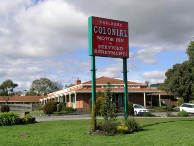 Ballarat Colonial Motor Inn - Phillip Island Accommodation