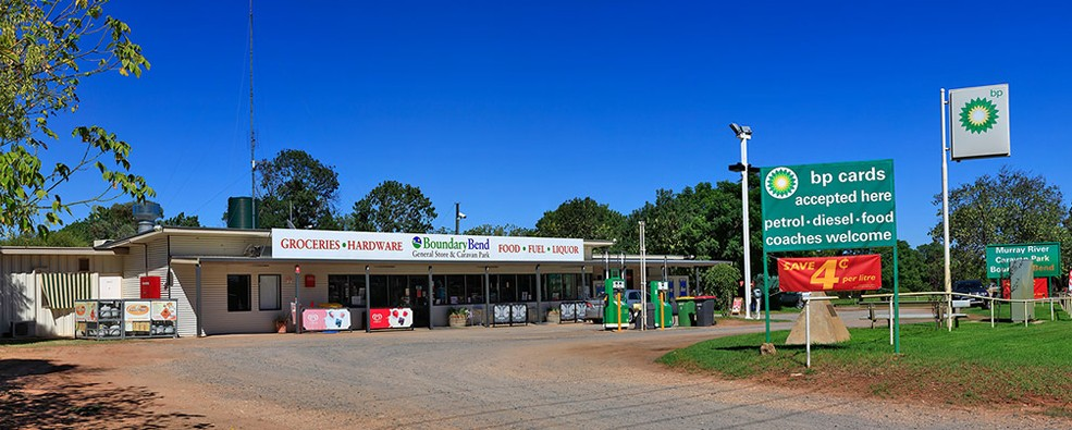 Murray River Caravan Park Boundary Bend