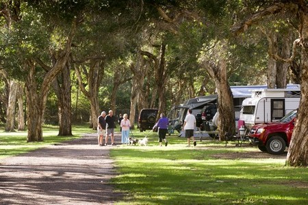 Beachfront Holiday Park - Phillip Island Accommodation