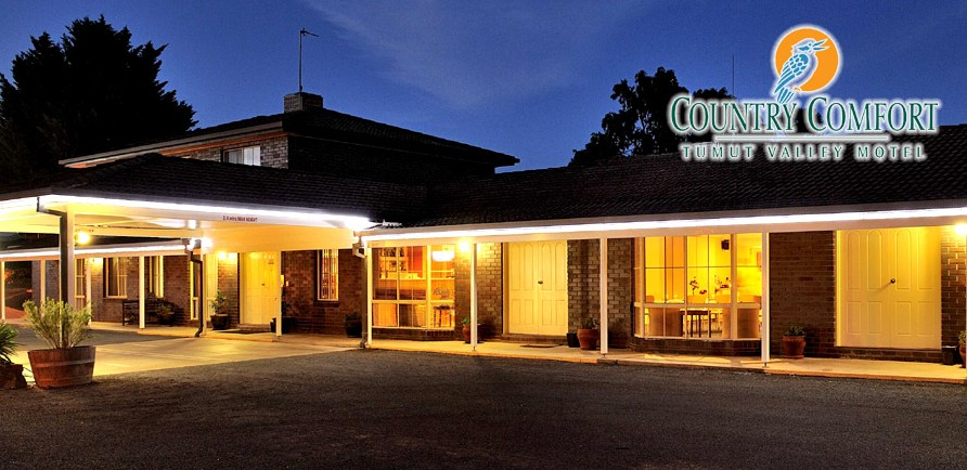 Country Comfort Tumut Valley Motel - Phillip Island Accommodation