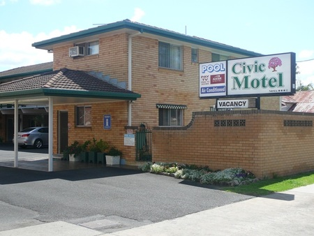 Civic Motel Grafton - Phillip Island Accommodation