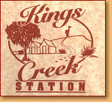 Kings Creek Station - Phillip Island Accommodation
