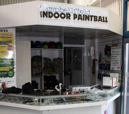 Campbellfield Indoor Paintball - Phillip Island Accommodation