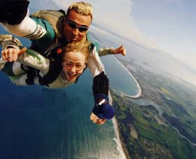 Skydive Melbourne - Phillip Island Accommodation