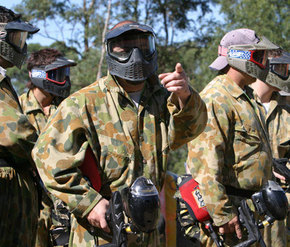 Action Paintball Games - Perth - Phillip Island Accommodation