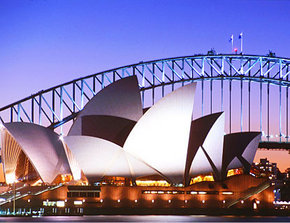 Sydney Opera House - Phillip Island Accommodation