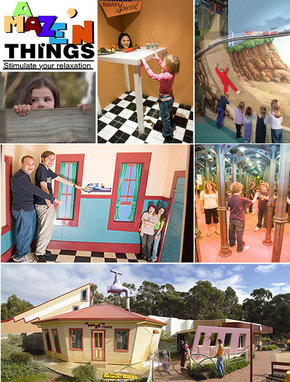 A Maze 'N Things - Phillip Island Accommodation