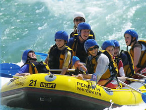 Penrith Whitewater Stadium - Phillip Island Accommodation