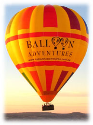 Balloon Adventures Barossa Valley - Phillip Island Accommodation