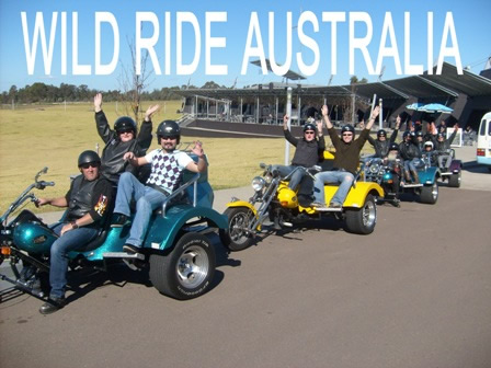 A Wild Ride - Phillip Island Accommodation