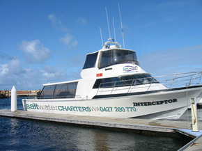 Saltwater Charters WA - Phillip Island Accommodation