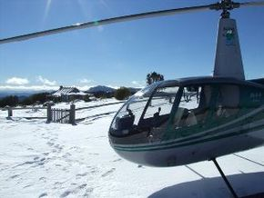 Alpine Helicopter Charter Scenic Tours - Phillip Island Accommodation