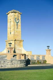 Fremantle War Memorial - Phillip Island Accommodation