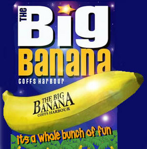 Big Banana - Phillip Island Accommodation