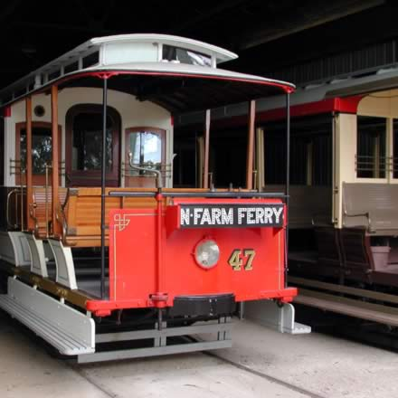 Brisbane Tramway Museum - Phillip Island Accommodation