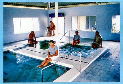 Innot Hot Springs Leisure  Health Park - Phillip Island Accommodation