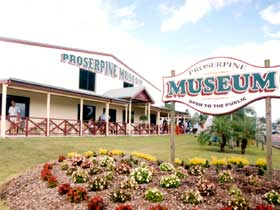 Proserpine Historical Museum - Phillip Island Accommodation