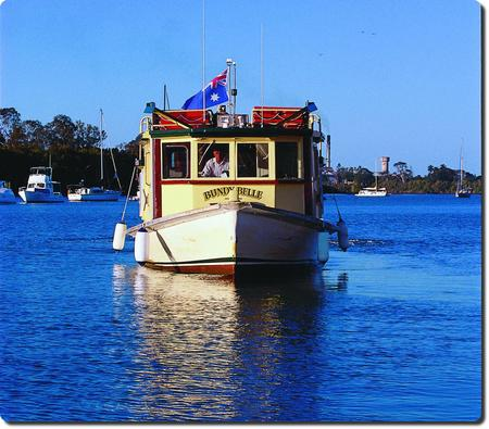 Bundy Belle River Cruise - Phillip Island Accommodation
