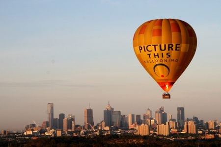 Picture This Ballooning - Phillip Island Accommodation