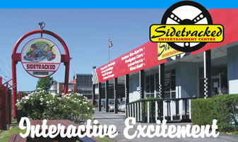 Sidetracked Entertainment Centre - Phillip Island Accommodation