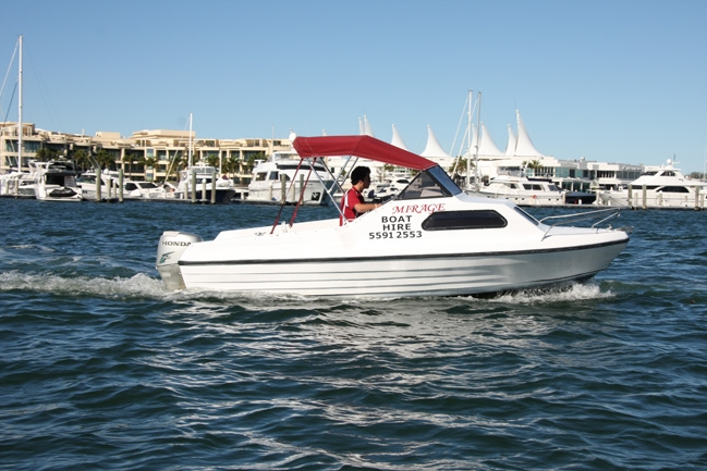 Mirage Boat Hire - Phillip Island Accommodation