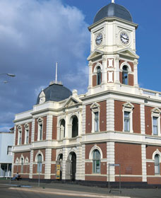 Boulder Town Hall - Phillip Island Accommodation