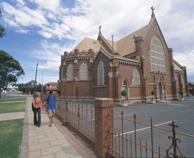 St Mary's Church - Phillip Island Accommodation